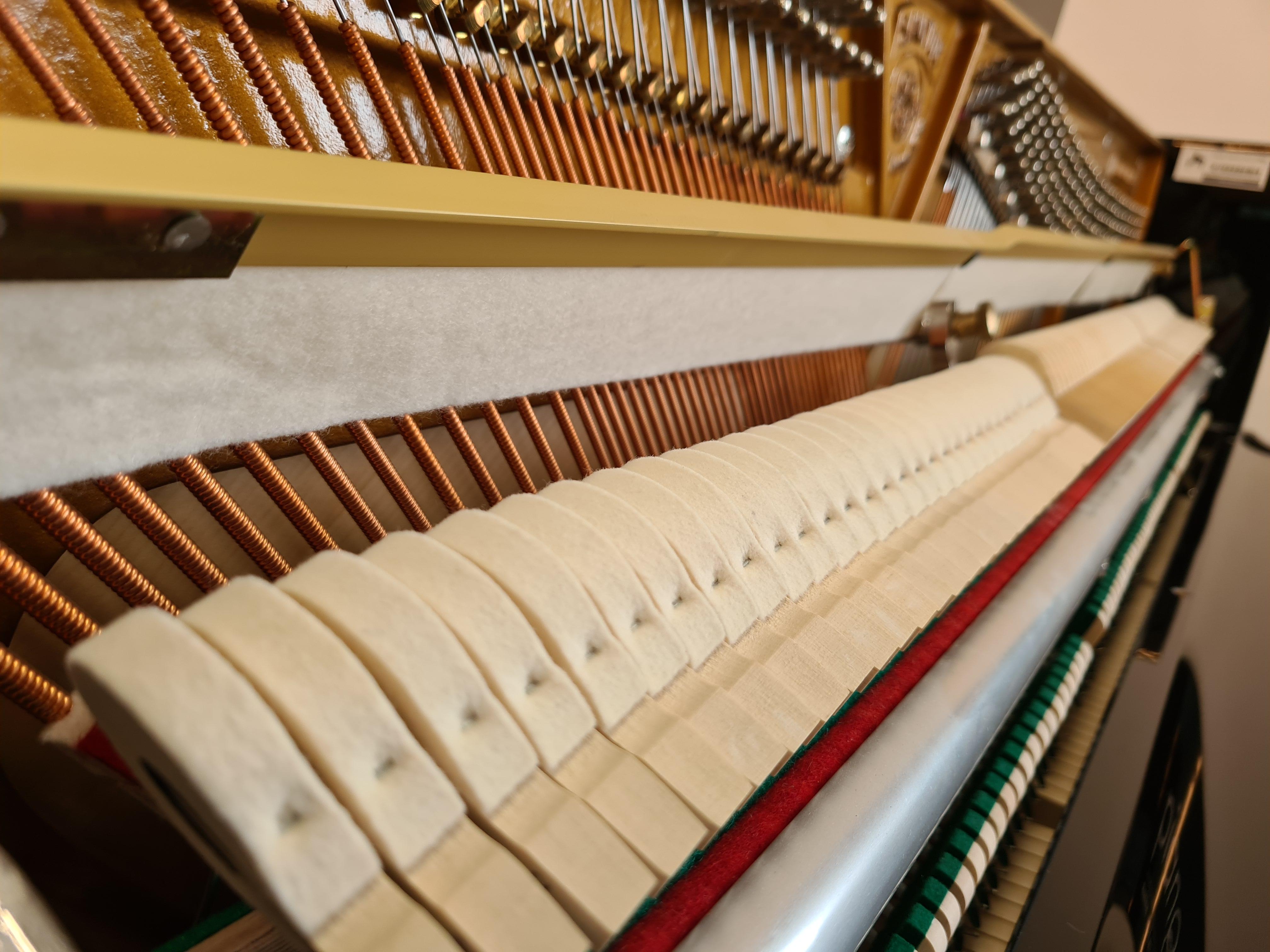 Akoestische piano's & vleugels