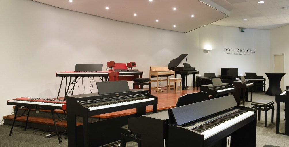 PIano's Maene Alkmaar Digitale Piano Showroom