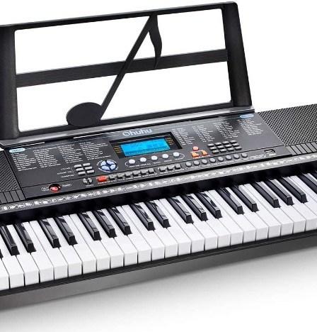 Keyboard is anders dan piano