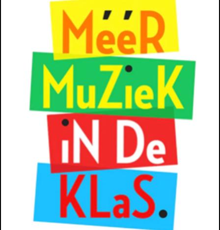 Méér Muziek in de Klas - Logo