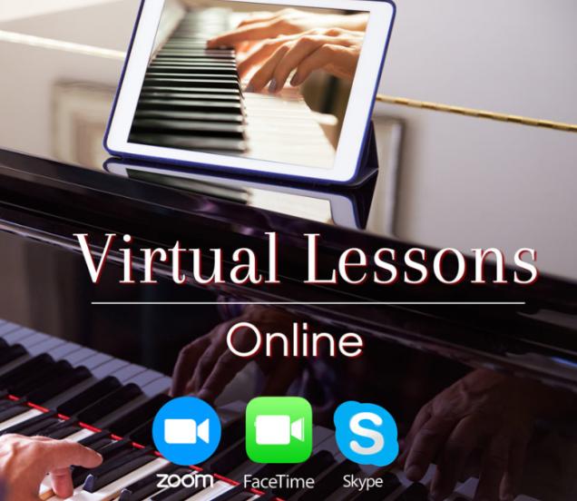 Online piano lessen