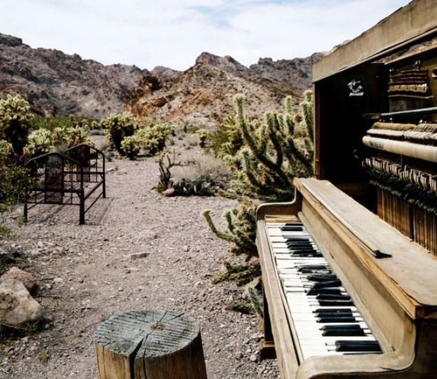 Piano in de juiste kamer